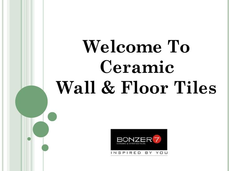 Ceramic Wall and #FloorTiles Exporters from India