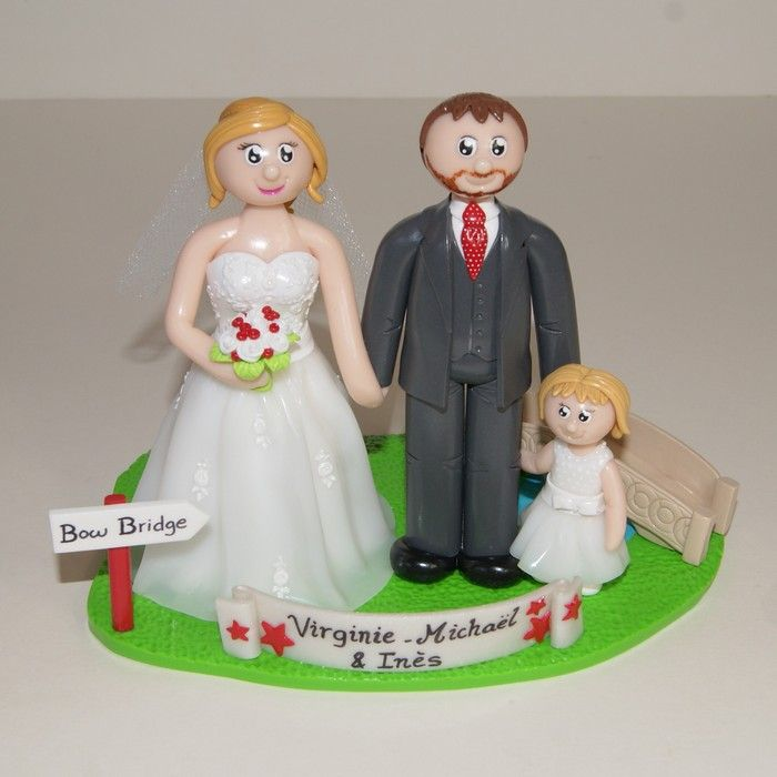 Cake Toppers Mariage Wedding