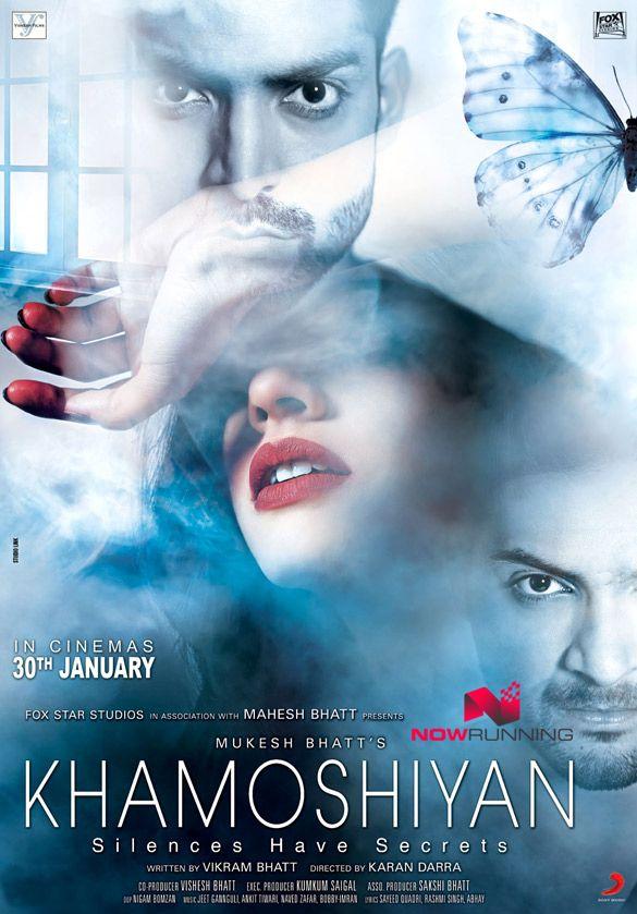 Khamoshiyan Gallery. Bollywood Movie Khamoshiyan Stills. Directed by Karan Dara, Starring Ali Fazal, Gurmeet Choudhary, Sapna Pabbi