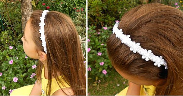 Veja como fazer uma tiara de cabelo linda com passamanaria. Você vai se surpreender com a beleza e delicadeza dessa peça incrível. E o melhor: feita a mão.