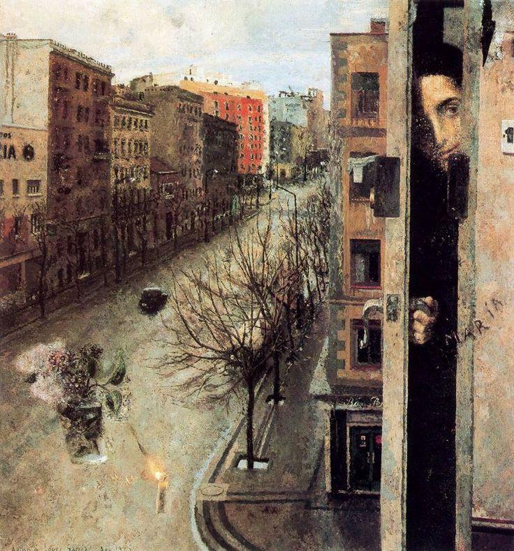 Lopez-Garcia, Antonio (1936- ) - 1962 Mari en Embajadores