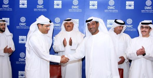 Emaar Properties to develop urban centre and golf destination at the world's first purpose-built aerotropolis Dubai World Central (DWC)