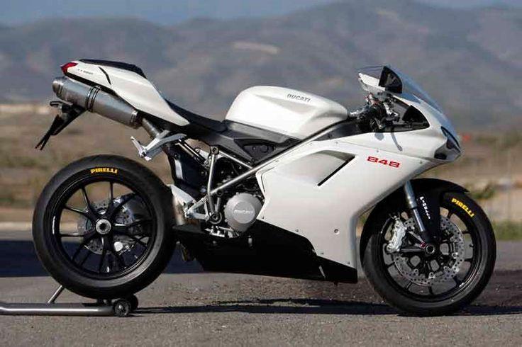 2008 Ducati 848 Superbike