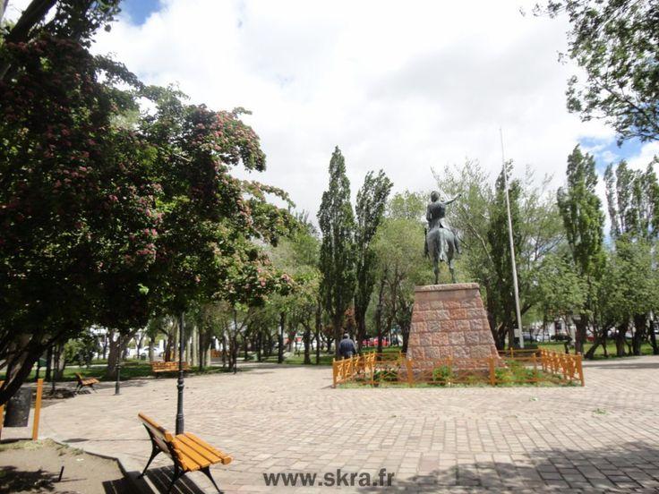 Centre-ville de Rio Gallegos, la ville proche du bout du monde en Argentine