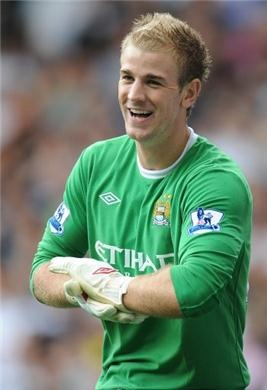 Joe Hart - If only he wasn't English and a Man City man.