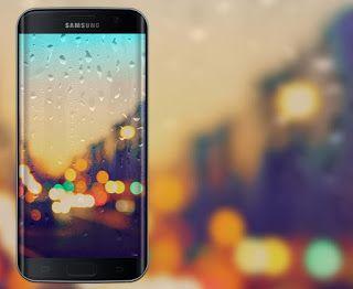 Water Bokeh Wallpapers Samsung Galaxy J7