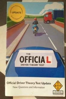 Official Driver Theory Test Update  New Metrication Questions and Information, 978-0954069049, , Prometric Ireland Ltd