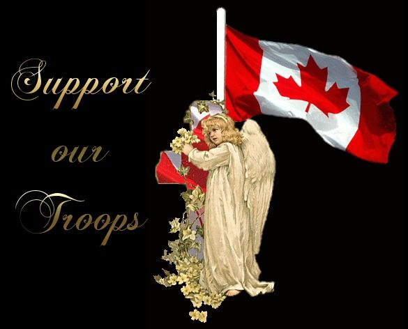 Support Our Canadian Troops