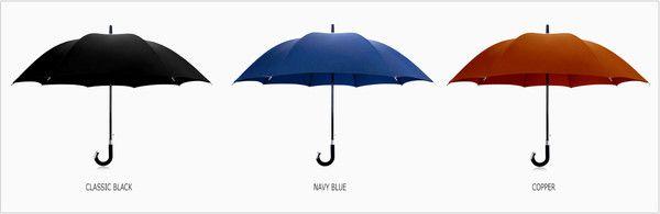 THE DAVEK ELITE - Our classic cane umbrella | Davek Accessories