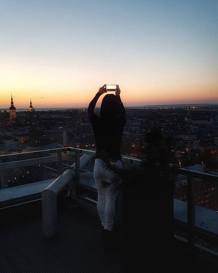 Catching the sunset with bæ #tallinna #hotels #eesti #estonia #estonian #hotel #tallinn #travel #travelgram #traveling #instatallinn #landscape #instatravel #vacation #holiday #finnishboy #traveltheworld #like4like #earth #gopro #instacool #visittallinn #instagramers #instagram #visitestonia #gym #fitness #landscape_lovers #tallinngram #travelphotography