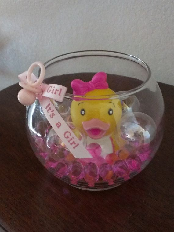 Girl Baby Shower Token