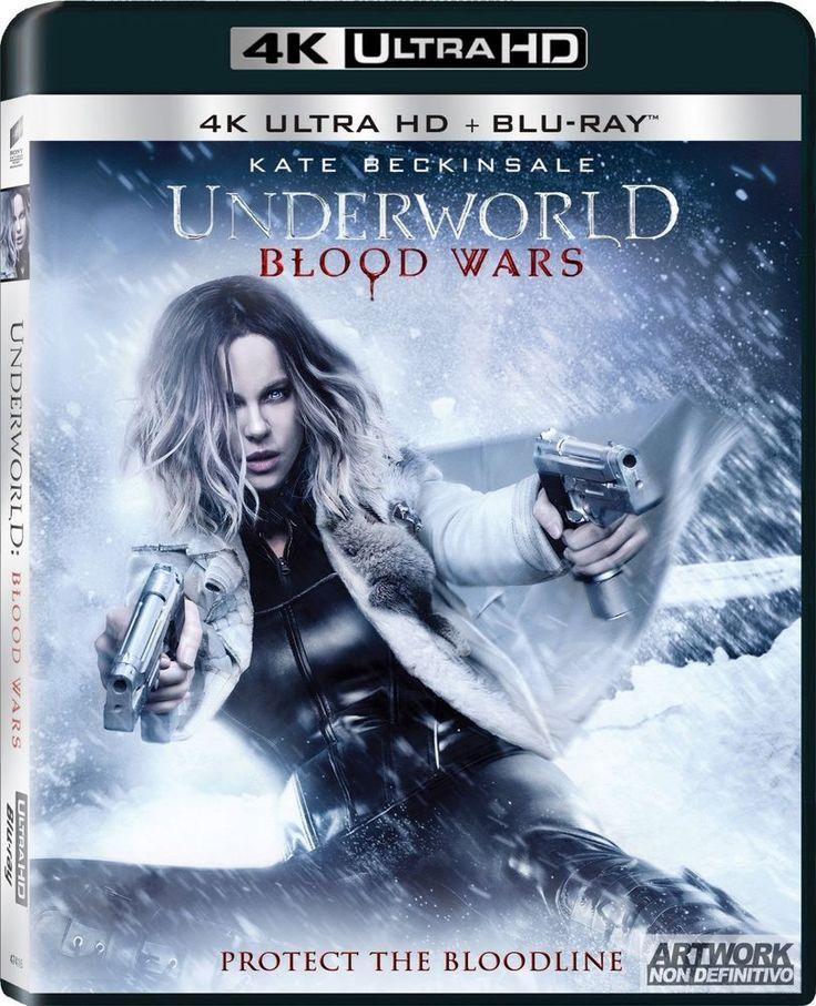 Underworld: Blood Wars (Blu-Ray 4K Ultra Hd+Blu-Ray) (Blu Ray Nuovo)