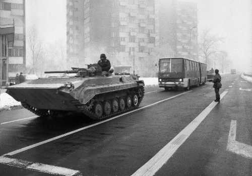 Martial law in Poland