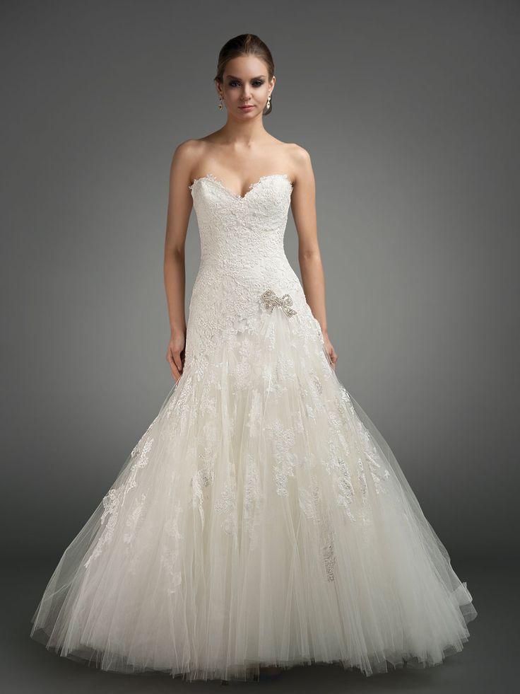 Bella Swan's wedding dress from her dream.