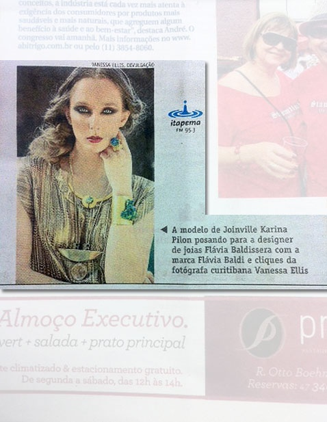 Jornal A noticia - Joinville