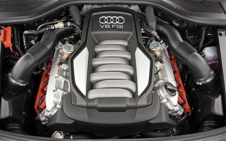 2011 Audi A8L 4.2L V-8 FSI, Automobile Magazine