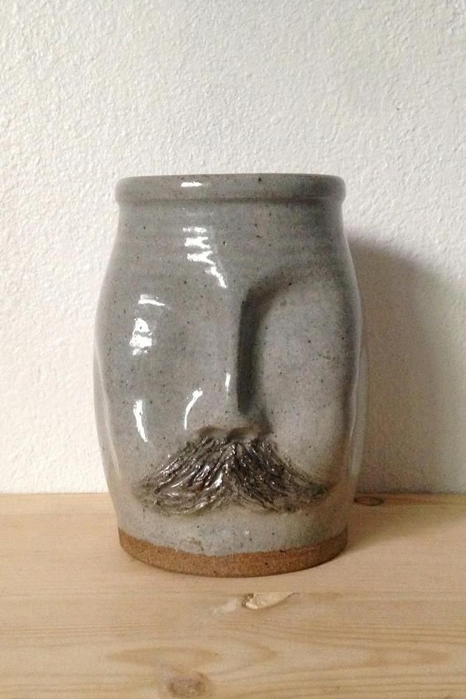 17 Best Images About Ceramic Faces On Pinterest Jars