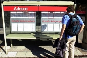 Trotz Euro-Krise will jeder Dritte den Job wechseln