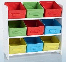 Tinkers 9-Bin Storage Unit*