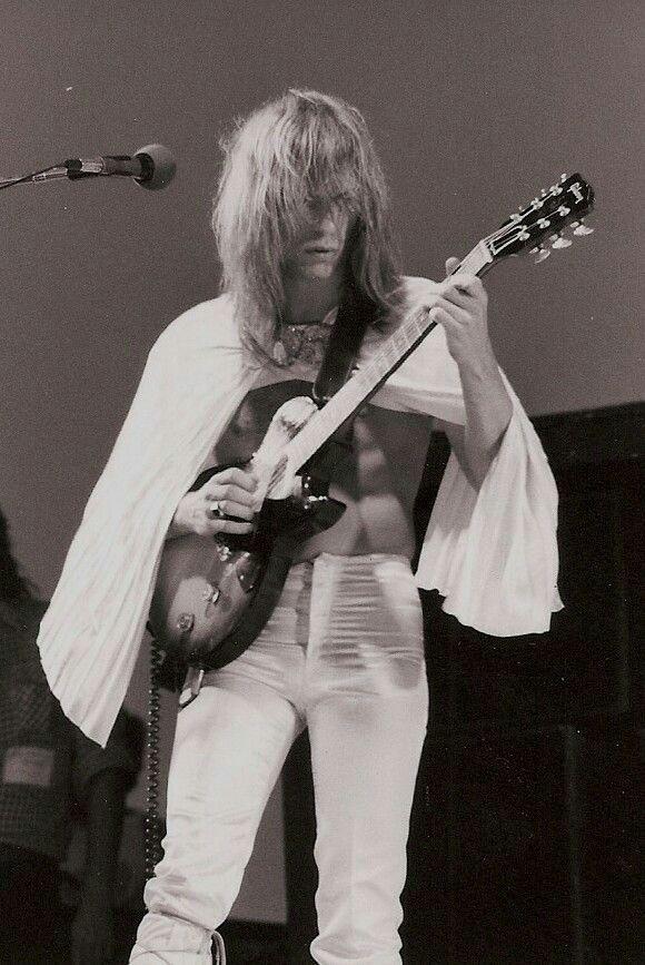 Steve Howe of Yes
