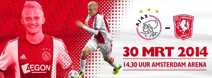 Ajax- Fc Twente