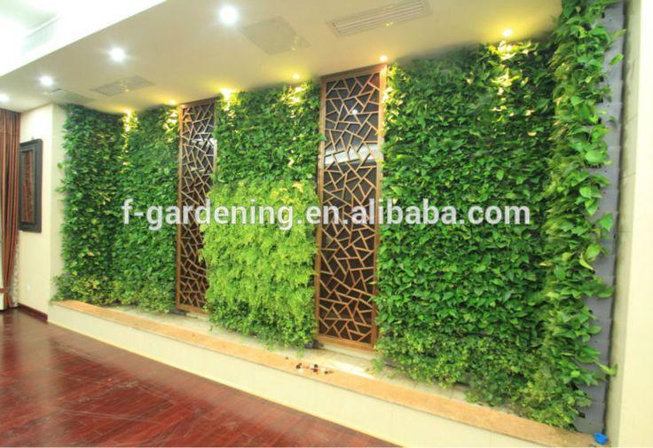 french hanging plants | en plastique pas cher couverture fournisseur faux wall hanging plant ...
