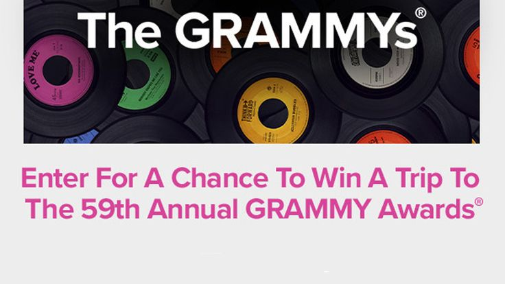 Grammy trip - ends 1/25 - daily entries