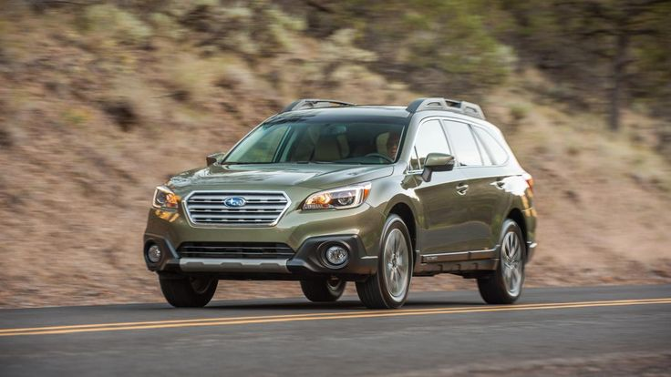 The 2015 Subaru Outback 2.5i Premium BASE PRICE: $27,845 AS TESTED PRICE: $31,535 DRIVETRAIN: 2.5-liter H4; AWD, continuously variable transmission OUTPUT: 157 hp @ 6,000 rpm, 163 lb-ft @ 4,000 rpm CURB WEIGHT: 3,593 lb FUEL ECONOMY: 25/33/28 mpg (EPA City/Hwy/Combined) OBSERVED FUEL ECONOMY: 28.1 mpg