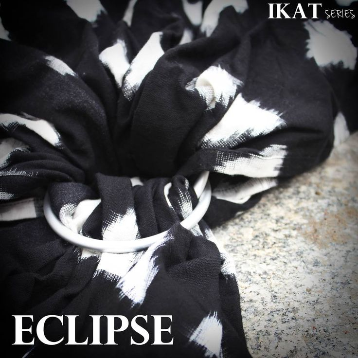 Soul Slings Double Layer Layer Handwoven Eclipse Ring Sling (cotton)
