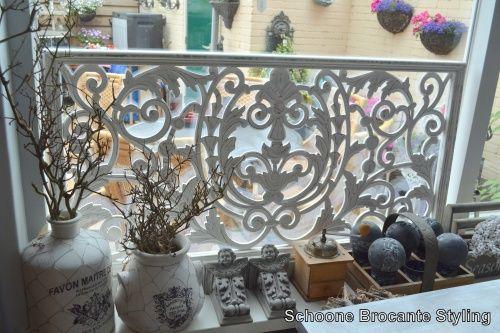 Robuuste wandornament schoone brocante styling pinterest oriental - Muur hutch ...
