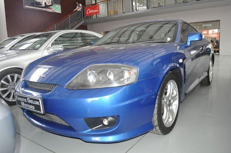Hyundai Tiburon 2.7 V6 Facelift III R119900 #0994 | Used Cars for Sale in Bloemfontein Used Cars for Sale in Bloemfontein