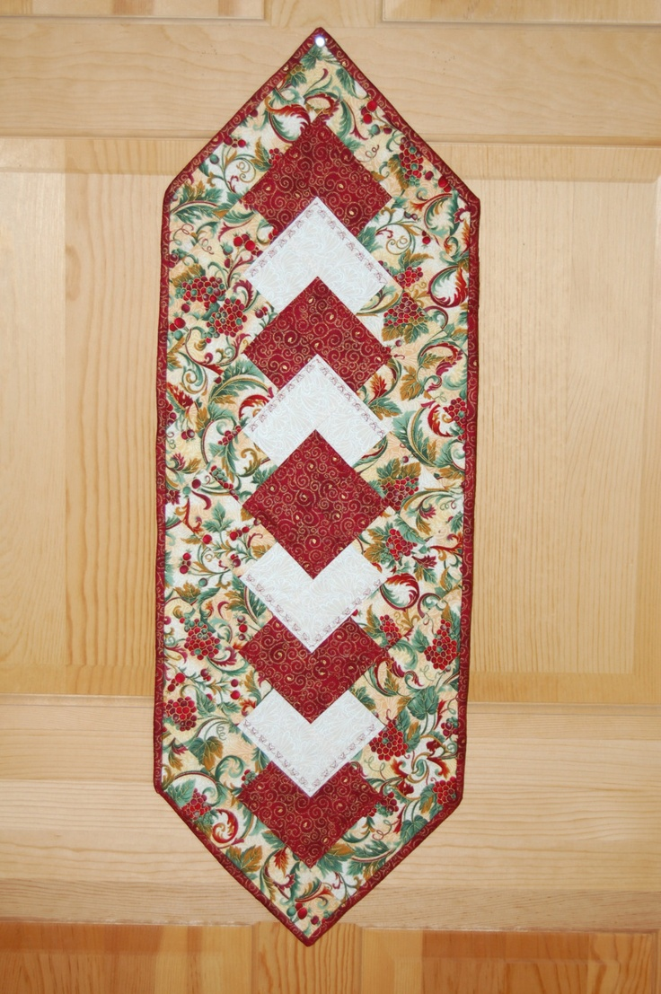 790 best images about tablerunners and toppers on for 10 minute table runner written instructions