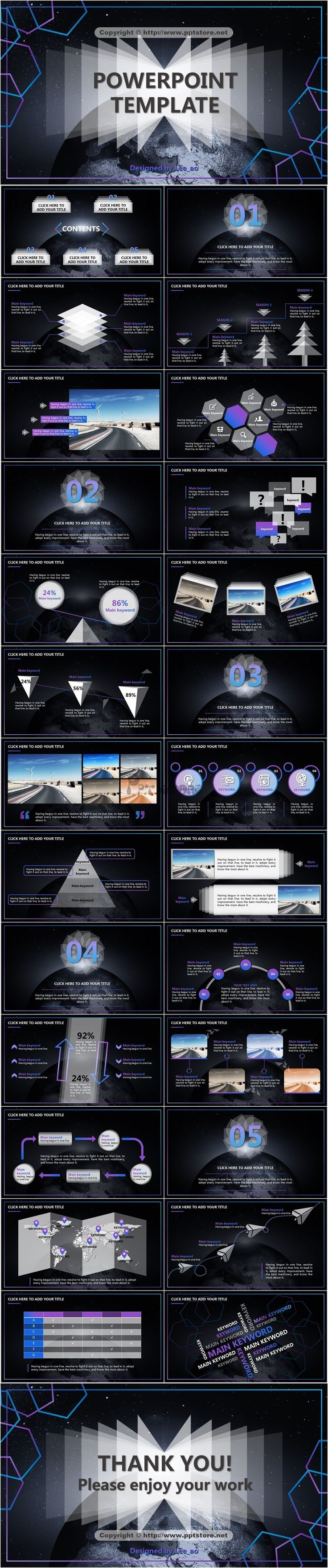 PowerPoint Template, download:http://www.pptstore.net/shangwu_ppt/12398.html