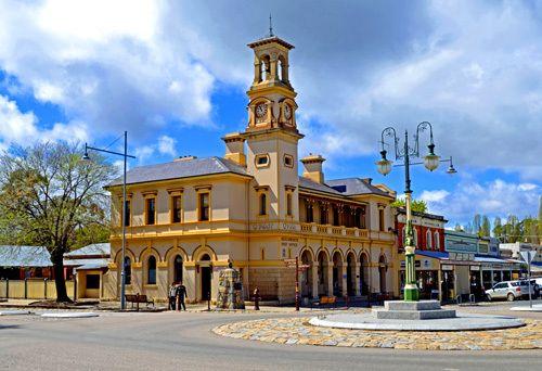 Beechworth, Victoria, Australia.