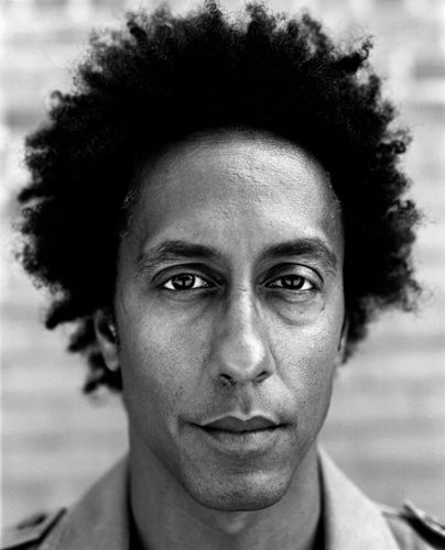 Andre Royo from the Wire