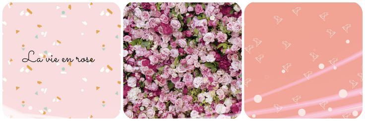 Atelier Brunette, Roses, pink, rosa, blush, coral, imprimés  fabric, tissu, tessuto on line http://supercut.it/