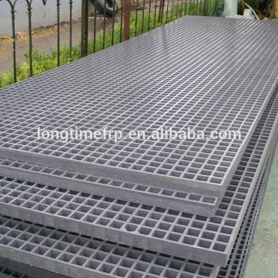 Slip Resistance Frp Steel Grating Fiberglass Deck Gratings Fiberglass Solid Grille Fiberglass Pergola Canopy Corrosion