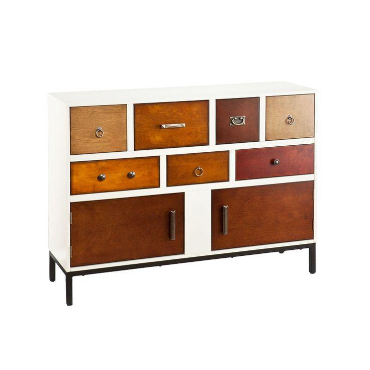 Tasteful Disarray Dresser | dotandbo.com