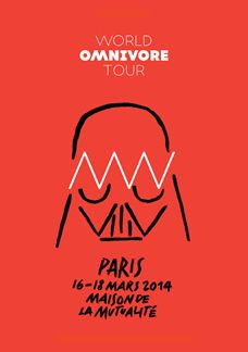 Omnivore Festival Mar 18 World Tour Paris