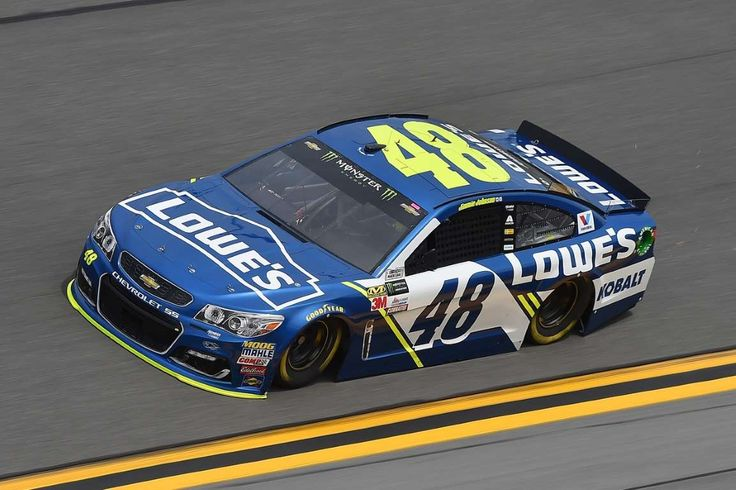 Starting lineup for 59th annual Daytona 500