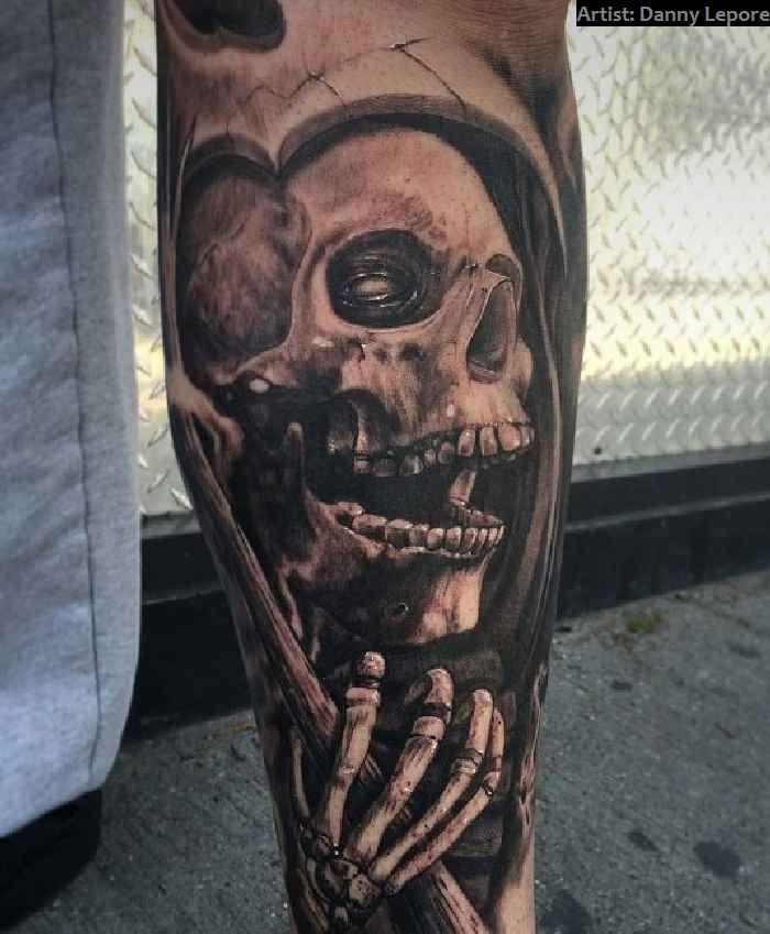 37 best 40 crazy skull tattoos images on pinterest skull. Black Bedroom Furniture Sets. Home Design Ideas