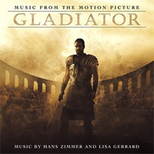Hans Zimmer + Lisa Gerrard: Gladiator OST. His compositions are absolutely beautiful! I love all the music he's written