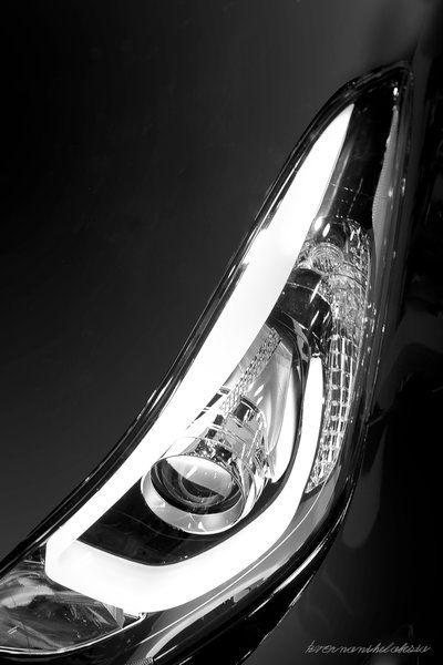 Hyundai Elanta Headlight by KvornanTheLafesta