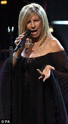 Cher: Barbara Streisand