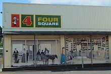 Four Square (supermarket) - Wikipedia, the free encyclopedia
