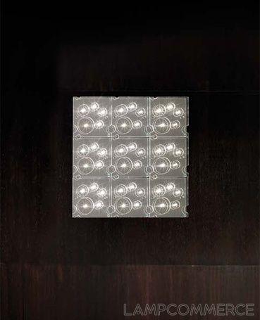 De Majo #Cheese F3 recessed lamp Design Oriano Favaretto