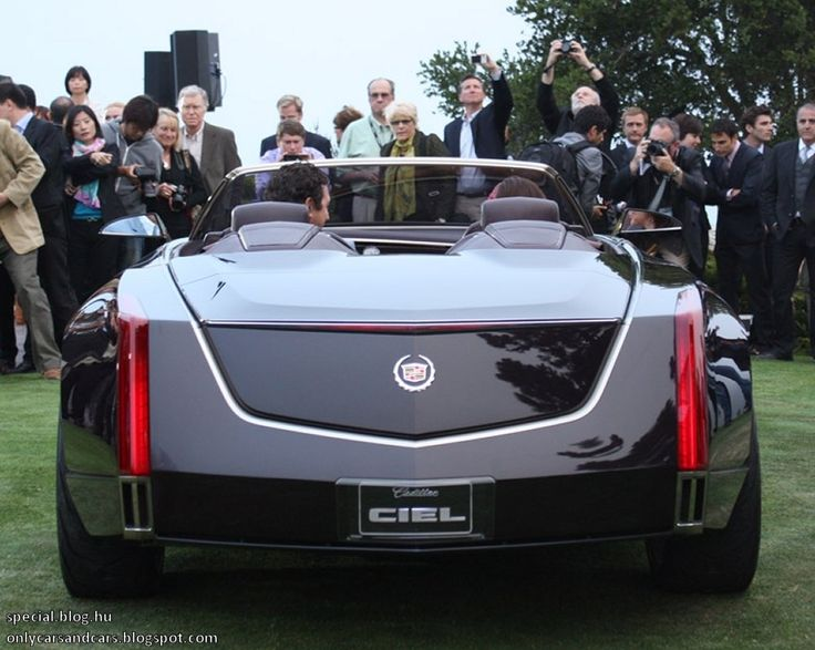 97 best cadillac machine images on pinterest cadillac autos cadillac ciel fandeluxe Image collections
