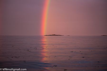 rainbow Photo by kevin fairbridge -- National Geographic Your Shot