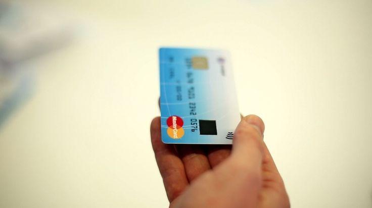 La empresa, Mastercard, anunció la nueva generación de su tarjeta de crédito que poseen mayor seguridad gracias a la biometría.