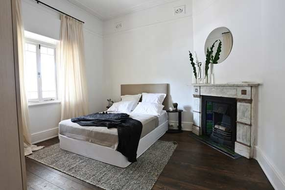 Josh and Jenna won their first bedroom using our Multi Silk white rug. http://rugsonline.com.au/multi-silk-white-p-372.html